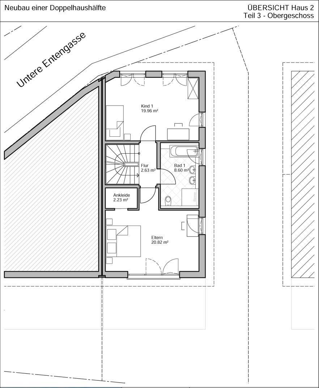 Doppelhaushälfte in Freiburg-Tiengen von ImXpert