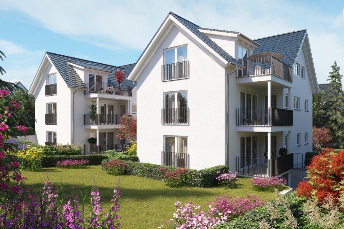 Mehrfamilienhäuser in Freiburg-Opfingen von imXpert
