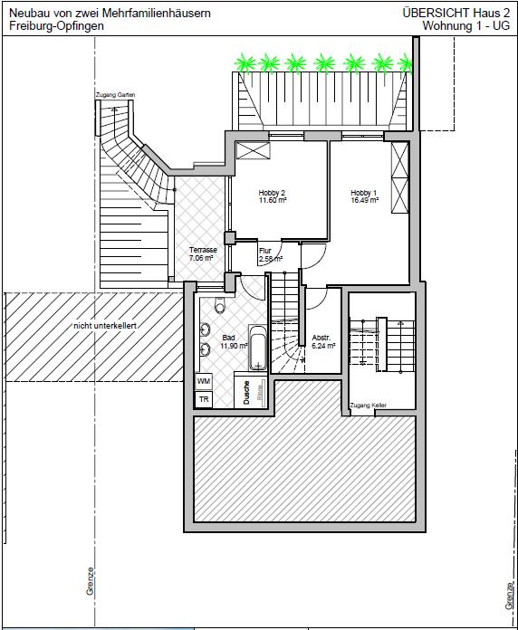 Mehrfamilienwohnhäuser in Freiburg-Opfingen von imXpert