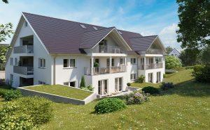 Eigentumswohnungen in Bad Krozingen-Tunsel