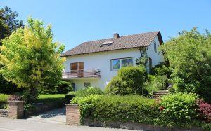 Einfamilienhaus in Ihringen
